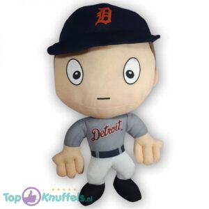 Pluche Honkbal Detroit Tigers Knuffel 30 cm