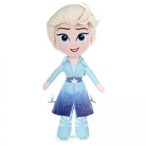 Frozen Elsa Pluche Knuffel 32cm