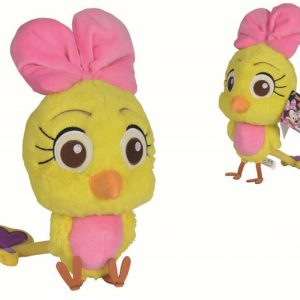 Pluche Disney Happy Helper Geel Knuffel 25 cm