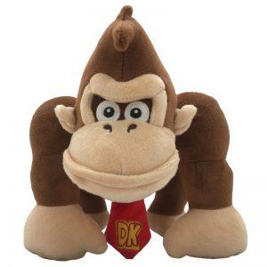 Nintendo Pluche Donkey Kong Knuffel 25cm