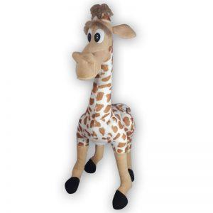 Pluche Madagascar Giraffe Melman Knuffel 36 cm