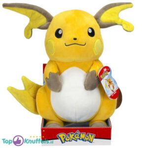 Pokémon Pluche Knuffel - Raichu 32 cm