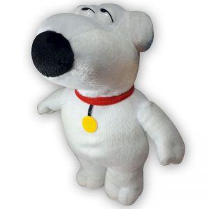 Pluche Family Guy Brian Knuffel 26 cm