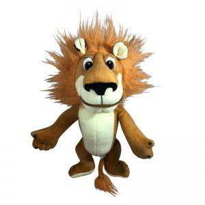 Pluche Madagascar Leeuw Alex Knuffel 28 cm
