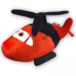 Pluche Disney Planes Helikopter Knuffel 28 cm