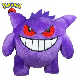 Pokemon Gengar Pluche Knuffel 17CM