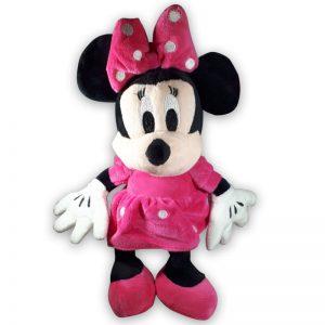 Minnie Mouse Pluche Knuffel Roze 25cm