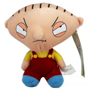 Pluche Family Guy Stewie Knuffel 26 cm