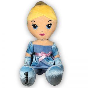 Pluche Disney Princess Cinderella Assepoester 40 cm