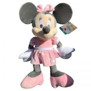Pluche Disney Baby Minnie Mouse Knuffel 30 cm