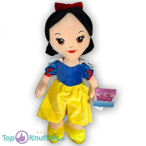 Pluche Disney Princess Snowwhite, Sneeuwwitje 40 cm