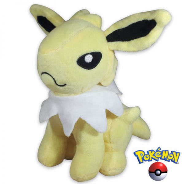 Pokemon Jolteon knuffel