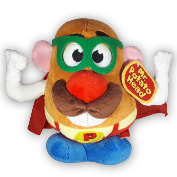 Pluche Mr. Potato Head Superman Knuffel 28 cm