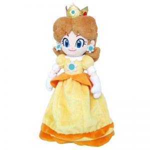 Mario Bros Pluche Daisy Knuffel 27cm