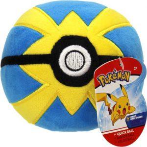 Pokémon – Pluche Pokébal - Quickball