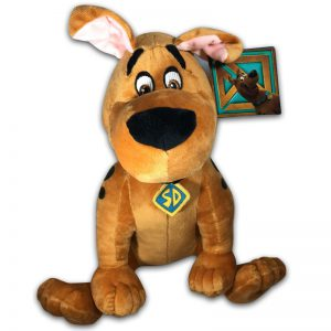 Scoob! Pluche Scooby Doo Mond Dicht Knuffel 30 cm