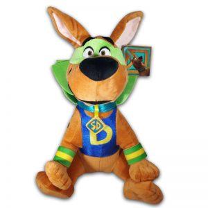 Scoob! Pluche Scooby Doo Superhero Knuffel 30 cm