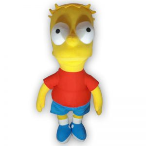 Pluche The Simpsons - Bart Simpson Knuffel 50 cm