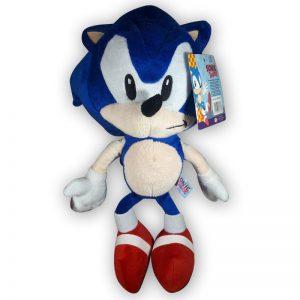Pluche Sonic Knuffel (Sonic The Hedgehog) 30 cm