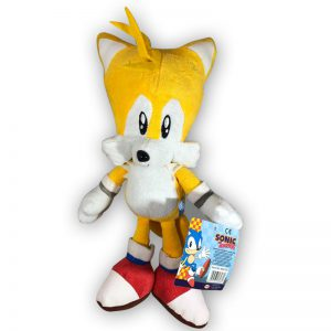 Pluche Miles Prower Knuffel (Sonic The Hedgehog) 30 cm