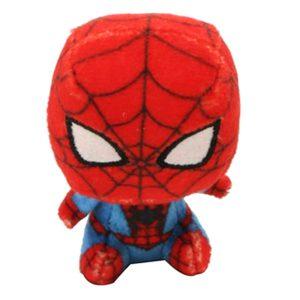Pluche Spiderman Knuffel 8 cm