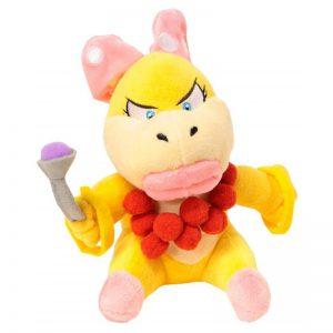 Mario Bros Pluche Wendy Koopa Knuffel 20cm