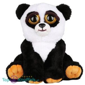Feisty Pets Panda Pluche Knuffel 25 cm