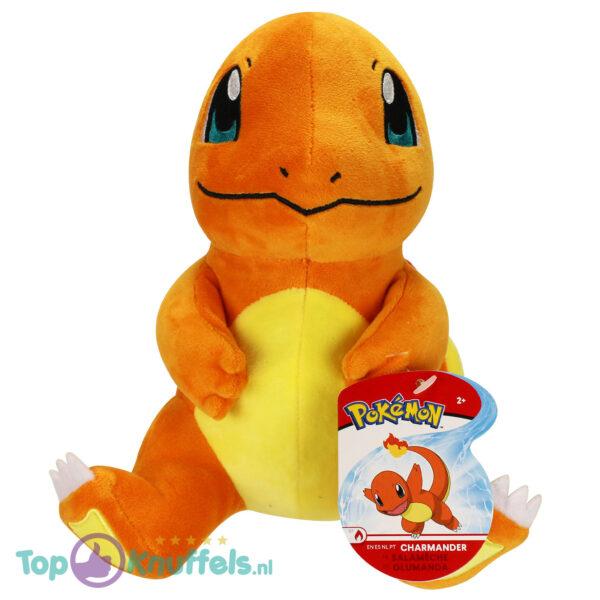 Pokemon Charmander Pluche Knuffel 21 cm