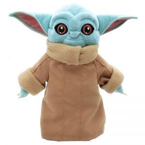 Star Wars Yoda Pluche Knuffel 32 cm Starwars - Mandalorian - The Rise of Skywalker