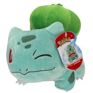 Pokemon Bulbasaur Knipoog Pluche Knuffel 22 cm