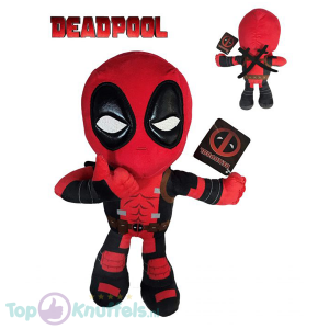 Deadpool pluche knuffel speelgoed Marvel