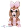 Feisty Pets Bunny pluche knuffel konijn