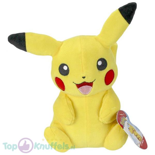 Pokemon Pikachu pluche knuffel kopen speelgoed
