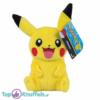 Pokémon Pikachu Pluche (22 cm)