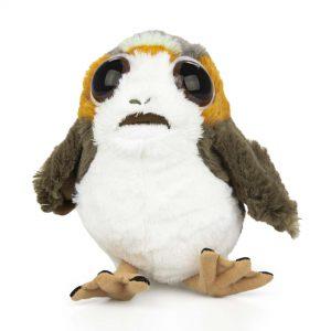 Porg Pluche Star Wars knuffel 22cm – Starwars plush – Star Wars: The Rise of Skywalker – Starwars Friends – Royal Guard – Porg – Storm Trooper – BB-9E