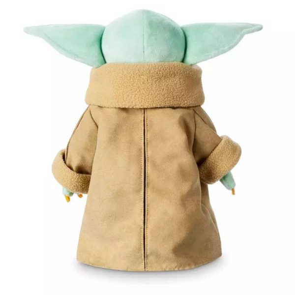 Star Wars Yoda Pluche Knuffel 32 cm Starwars - Mandalorian - The Rise of Skywalker