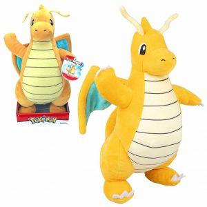 Pokémon Pluche - Dragonnite Knuffel 30 cm
