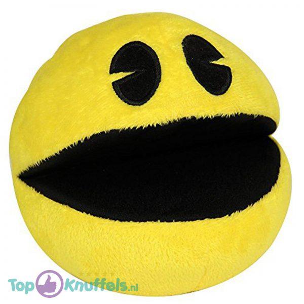 Pac-Man Pluche Knuffel Geel 25 cm