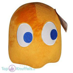 Pac-Man Pluche Clyde Knuffel Oranje 25 cm