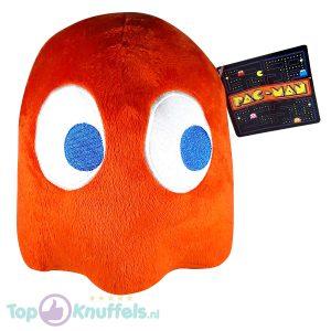 Pac-Man Pluche Blinky Knuffel Rood 25 cm