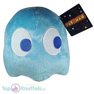 Pac-Man Pluche Inky Knuffel Lichtblauw 25 cm