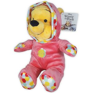 Winnie de Poeh Pyjama Pluche Knuffel Winnie the Pooh 30 cm