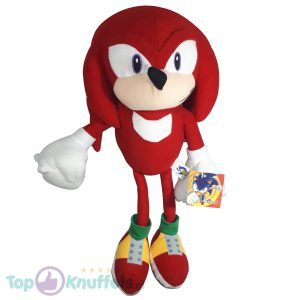Sonic The Hedgehog Pluche Knuffel Knuckles 45 cm