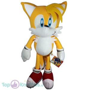Sonic The Hedgehog Pluche Knuffel Miles Prower 45 cm