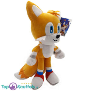 Sonic The Hedgehog Pluche Knuffel Miles Prower 34 cm