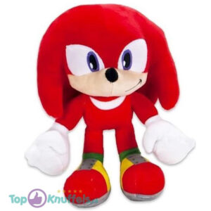 Sonic The Hedgehog Pluche Knuffel Knuckles 30 cm