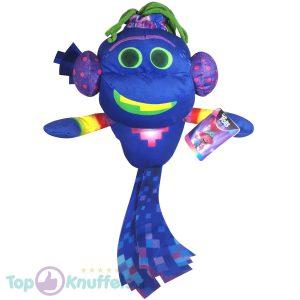 King Trollex Trolls Pluche Knuffel 30 cm | Trolls Wereldtour | Trolls World tour | Trols Plush | Poppy & Friends