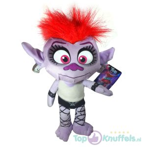 Barb Trolls Pluche Knuffel 42 cm | Trolls Wereldtour | Trolls World tour | Trols Plush | Poppy & Friends