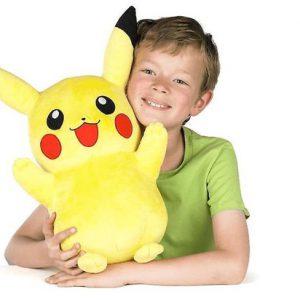 Pokemon Pluche XL Pikachu Knuffel 50 cm