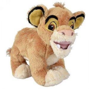 Disney Pluche Knuffel Simba Lion King 25 cm
